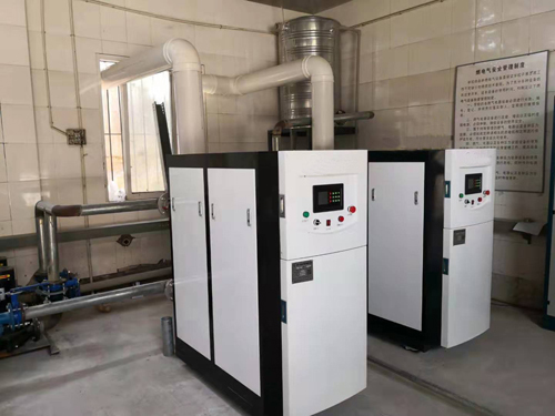吉林省开展燃煤小锅炉淘汰执法检查