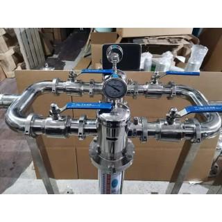 真空泵排气口除菌装置 真空泵排气口过滤装置
