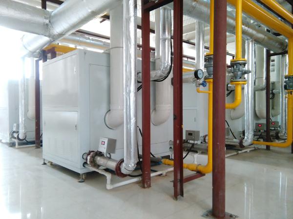 锅炉燃料型氮氧化物生成的因素