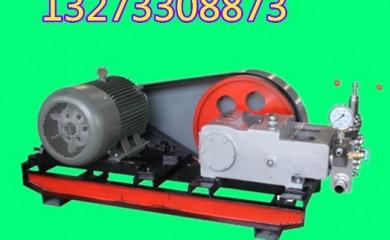大流量电动试压泵的正确安装方式介绍