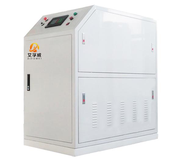 滁州明光市全力推进燃气锅炉低氮改造