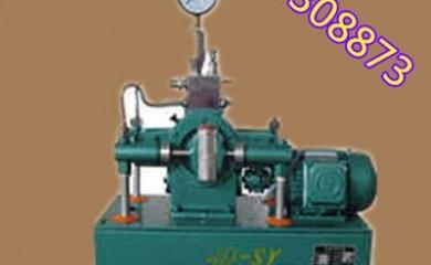 天津管道打压泵设备电动试压泵报价