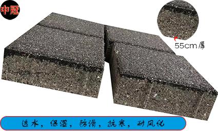 道路路面美化透水砖 河南陶瓷透水砖货通全国6