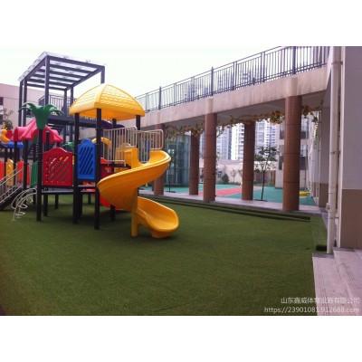 湖南幼儿园草坪加密加厚