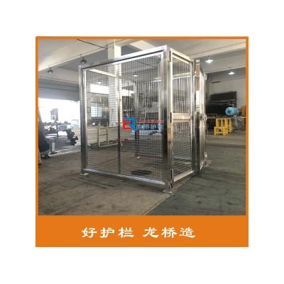 江苏304不锈钢隔离网 机器设备不锈钢围栏 按图纸加工