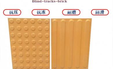 盲道砖分类 天津红桥区盲道砖物理性能6
