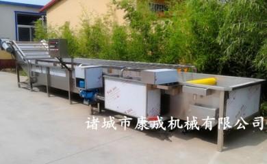 腌渍菜杀青机 腌渍菜清洗机