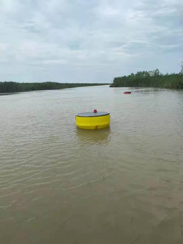 湿地公园浮标多参数水质监测设备