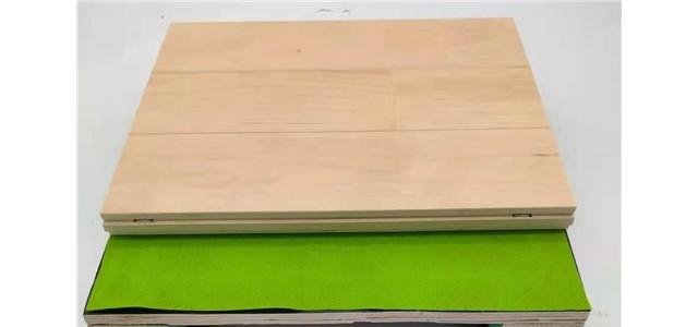 体育运动木地板加工厂单龙骨铺装优势