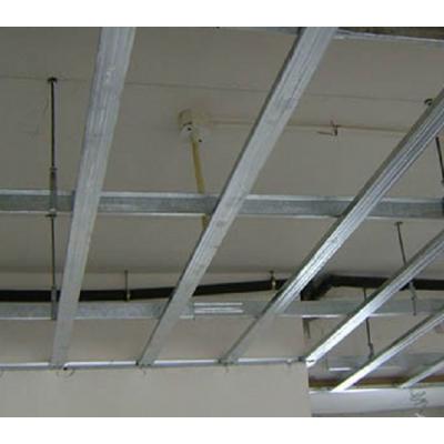 达州国标轻钢龙骨吊顶隔墙装修用建材高强加厚