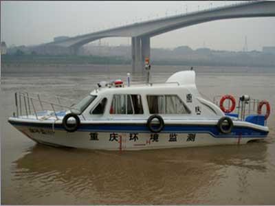 地表水浮船式水质监测站房