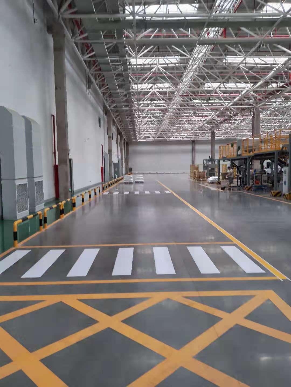 南京道路划线-南京厂区划线-南京工厂车间划线-企业道路划线