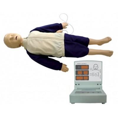 康谊牌KAY/CPR170高级儿童心肺复苏模拟人