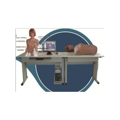 智能型网络多媒体胸腹部检查综合教学系统(教师主控机)
