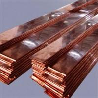 广东t6紫铜排-t3耐酸碱紫铜排,高导电t5紫铜排