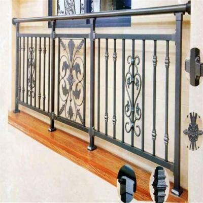 厂家定制阳台护栏锌钢护栏小区护栏