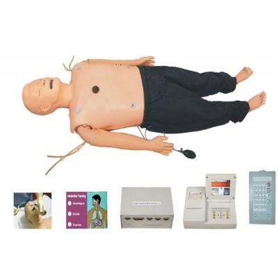 康谊牌KAY/ACLS800A高级多功能急救训练模拟人