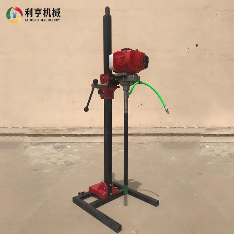 单人立式背包取芯钻机 BLH-1L汽油款轻便取岩芯钻机