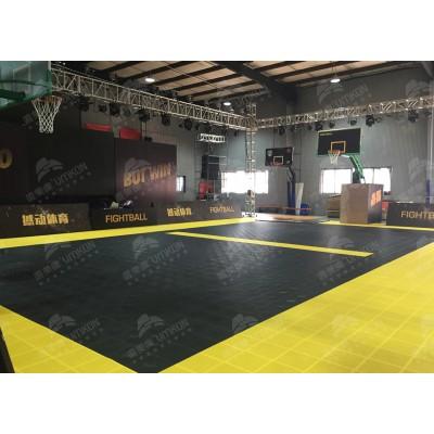 广州运动地板厂家 供应各种拼装弹性运动地板 引领运动潮流