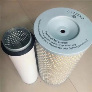 C25124曼牌空气滤芯优质滤材