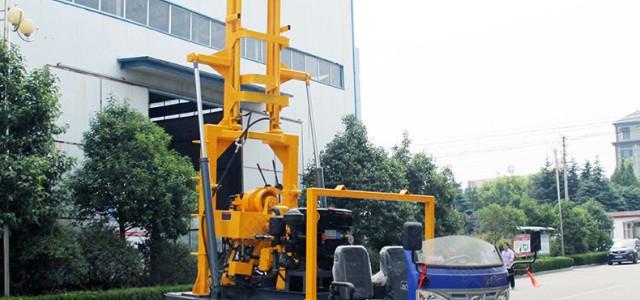 利亨200m车载式液压钻机 工民水井地质勘探钻机