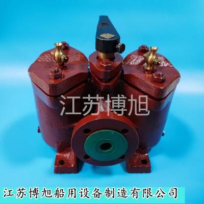 CB/T425-94 低压粗油滤器/双联油滤器/船用油滤器